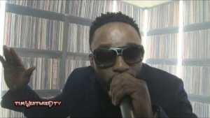 "Video: Iyanya Performs ""Mr Oreo"" on Tim Westwood Crib Session"