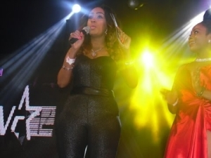Video: Juliet Ibrahim Busted With Butt Pad/Body Magic Worn Wrongly At Award Event