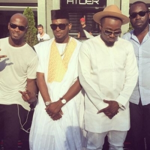 Video Teaser: D'Banj - Salute Ft. Ice Prince (BTS)