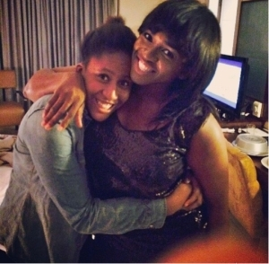 Waje's Daughter Dance To Olamide's Bobo