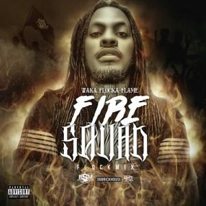 Waka Flocka - Fire Squad (freestyle)