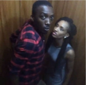 Watch Bovi and Di'Ja Recreate Jay Z and Solange Elevator Attack
