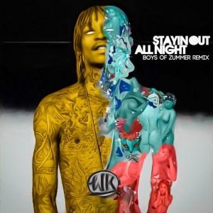 Wiz Khalifa - Staying Out All Night (Remix) Ft. Fall Out Boy