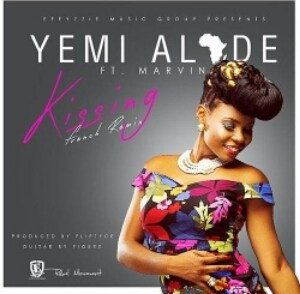 Yemi Alade - Kissing (French Remix) Ft. Marvin