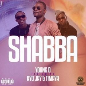 Young D - Shabba ft. Ayo Jay & Timaya