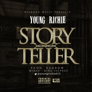 Young Richie - Story Teller