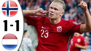 Norway vs Netherlands 1 − 1 (World Cup Qualifiers 2021 Goals & Highlights)
