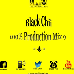 Black Chii – 100% Production mix 9