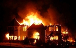 Shock In Jigawa State As Man Sets In-Law's House Ablaze