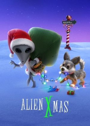 Alien Xmas (2020) (Animation)