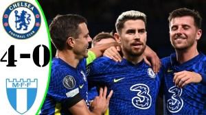 Chelsea vs Malmo 4 - 0 (Champions League 2021 Goals & Highlights)