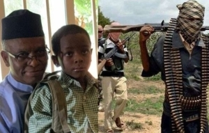 BREAKING: El-Rufai Withdrawal His Seven Year Old Son From Public School (See Why)
