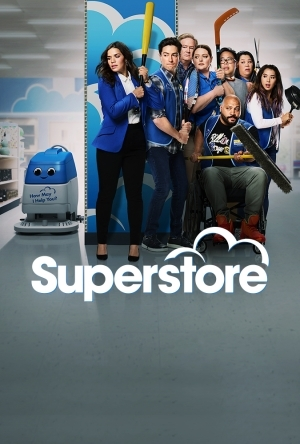Superstore S05E20 - CUSTOMER SAFARI