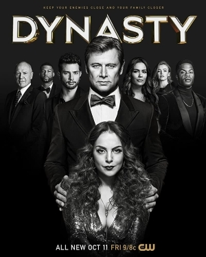 Dynasty 2017 S03E20 - MY HANGOVER'S ARRIVED (TV Series)