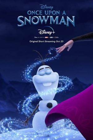 Once Upon a Snowman (2020) (Animation)
