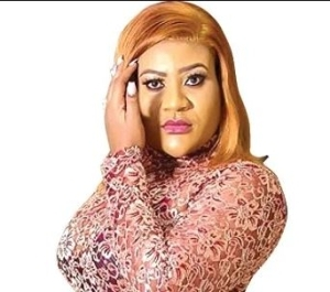 Popular Actress, Nkechi Blessing Reveals The Only Thing That Can Make Her Leave Her Marriage