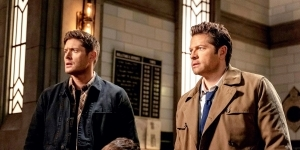 Supernatural's Misha Collins Weighs In On Dean & Castiel's Romance Controversy