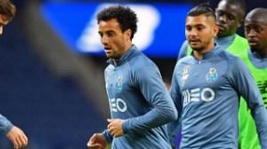 West Ham midfielder Felipe Anderson training with Lazio