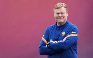 Ronald Koeman complains of poor treatment ahead of talks over Barcelona future