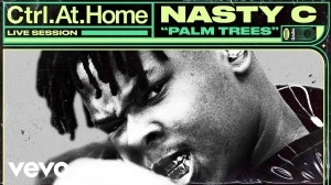 Nasty C – Palm Trees (Live Session) | Vevo Ctrl.At.Home (Video)