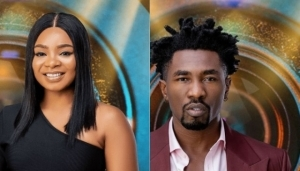 BBNaija: I'm Too Old To Go 'Back and Forth' With Queen - Boma