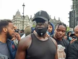 Rapper, Stormzy pledges £10million over 10 years to fighting racial inequality