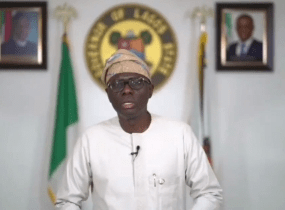 Lagos governor, Babajide Sanwo-Olu, sues for peace in the state (video)