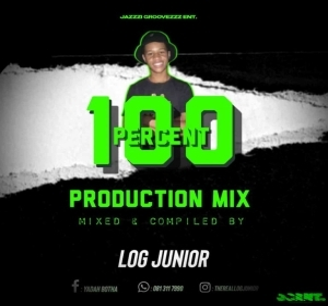 Log Junior – 100% Production Mix