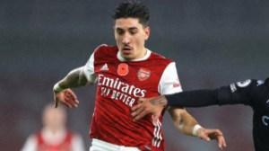Arsenal boss Arteta denies pushing Bellerin out the club