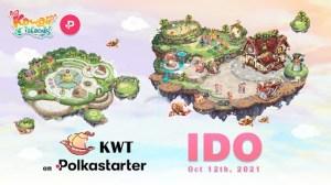 Kawaii Islands Taps Polkastarter for its KWT IDO on October 12