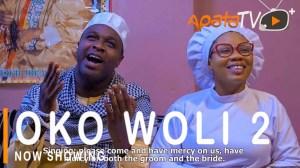 Oko Woli Part 2 (2021 Yoruba Movie)