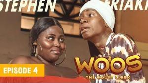 Woos The Court Clerk -  The Divorce (Episode 4)