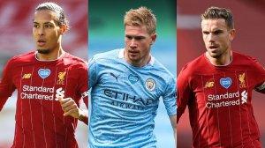 Jordan Henderson, De Bruyne, Van Dijk And Others Make PFA Player Of The Year Shortlist
