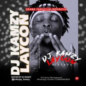 DJ Kamzy – Laycon Mixtape (2020 Latest Songs)