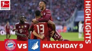 Bayern Munich vs Hoffenheim 4 - 0 (Bundesliga 2021 Goals & Highlights)