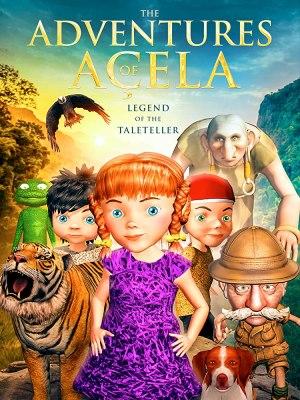The Adventures Of Acela (2020) [Movie]