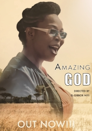 Angela Victor – Amazing God