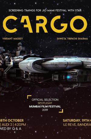 Cargo (2019) (Hindi) (720p)