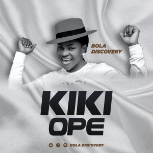 Bola Discovery – Kiki Ope