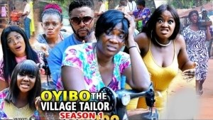 Oyibo The Village Tailor (2021 Nollywood Movie)