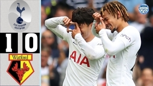 Tottenham vs Watford 1 - 0  (Premier League 2021 Goals & Highlights)