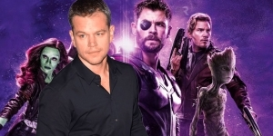 Matt Damon Reportedly Arrives In Australia To Film Thor 4