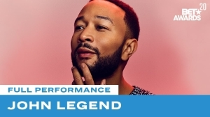 "John Legend Inspires With A Powerful Performance of ""Never Break"" (Video)"