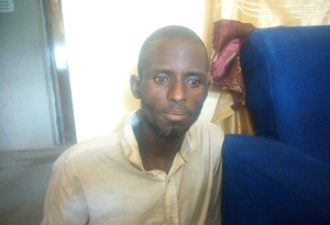 Photo of man who beat his 16-year-old daughter to death in Adamawa after ex-wife allegedly revealed he wasn