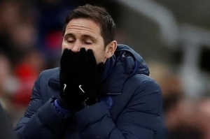 BREAKING NEWS: Chelsea Sack Manager Frank Lampard