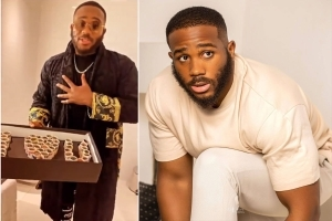 'Keep Using A Bowl To Pour Water Into The Ocean' – Reactions As BBNaija Kiddwaya Gets Money Gift From Fans