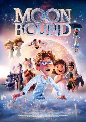 Moonbound (2021) (Animation)