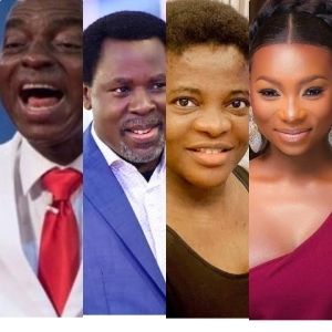 LET'S TALK!! What's The Difference Between Angela, Jaruma & Suleman, Oyedepo, Adeboye, Chris, TB Joshua, Others?