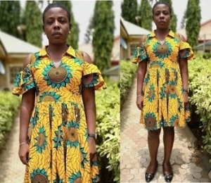 """Nigerian Filmmaker denied entry into the National Assembly over """"indecent"""" dressing.. See what she was wearing (photo)"""
