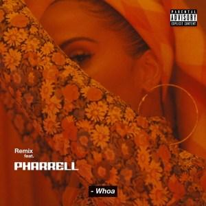 Snoh Aalegra Ft. Pharrell Williams - Whoa